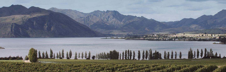 lago na nova zelândia