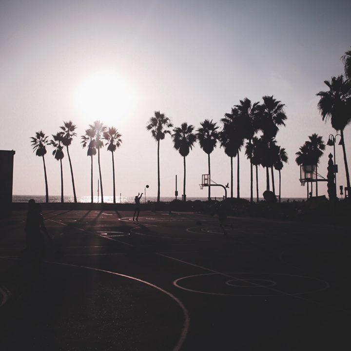Preço de acomodação para intercâmbio. Foto de Santa Mônica, na Califórnia.