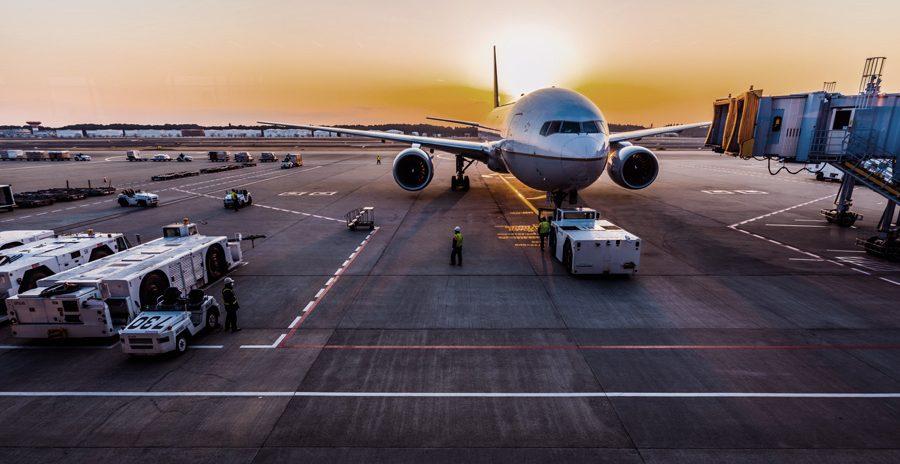 foto do aeroporto