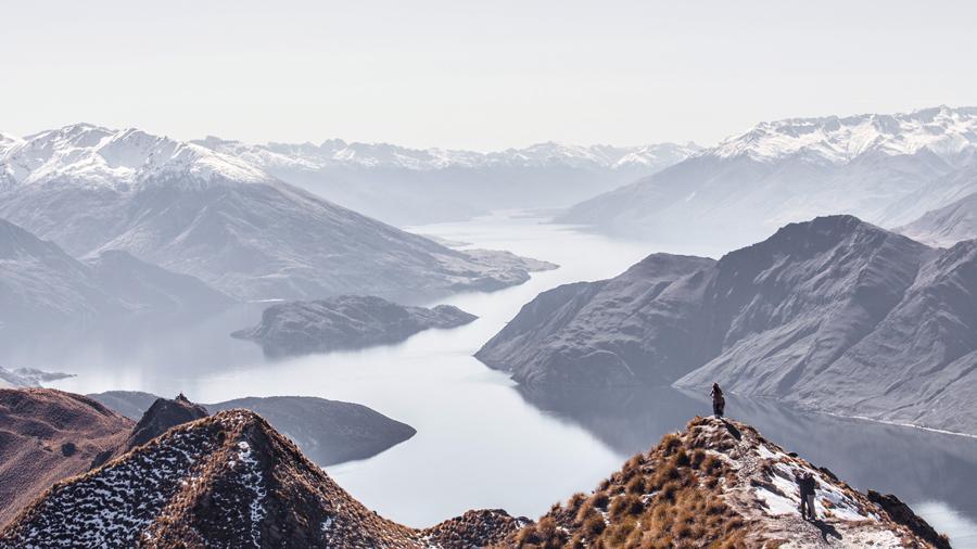natureza nova zelândia