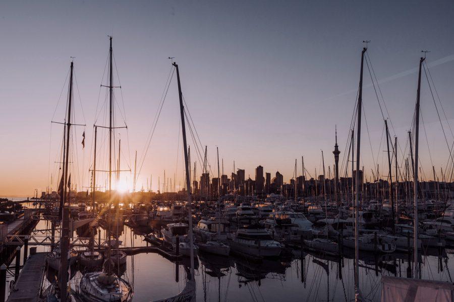 Curiosidades da Nova Zelândia - Eles amam barcos.