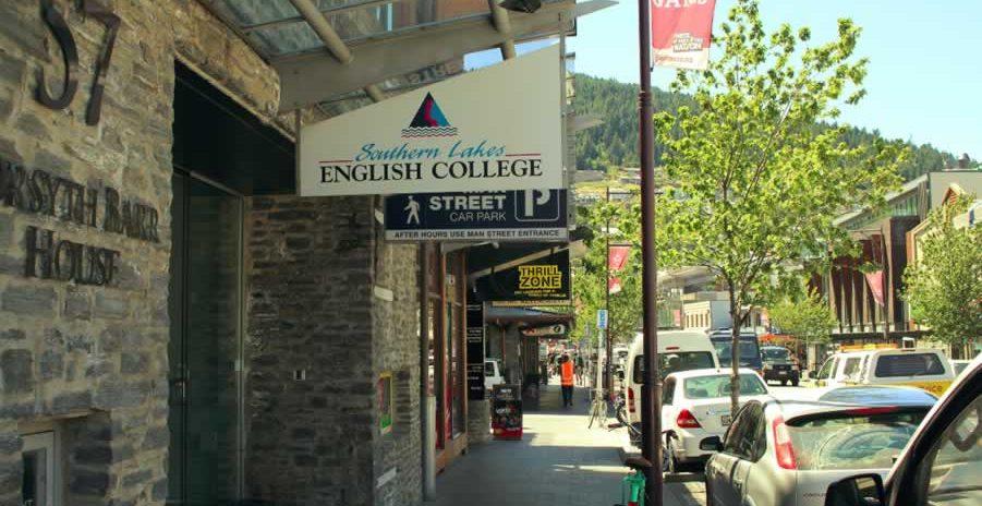 Escola SLEC na Nova Zelândia