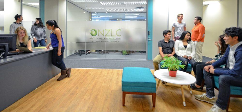 Escola NZLC na Nova Zelândia