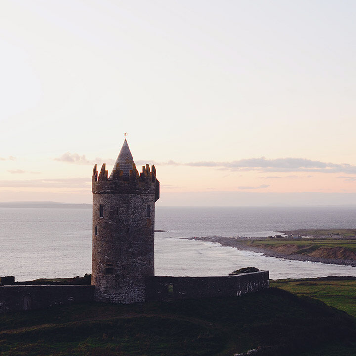Pontos Turísticos na Irlanda